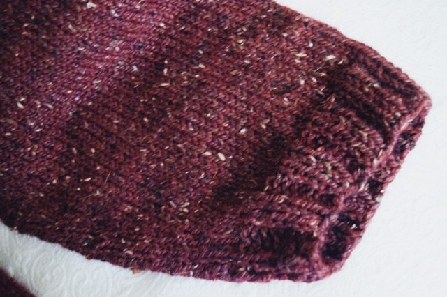 Knitting Review Harry Potter Weasley Sweater The Cozie