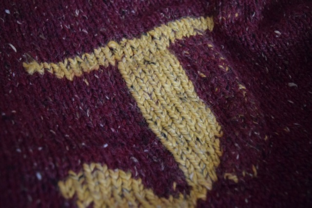 Harry Potter Ron Weasley Sweater Knitting Pattern Review