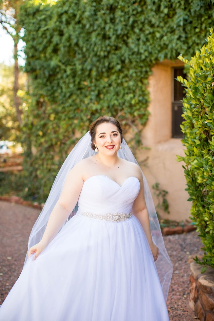 My Wedding Day Makeup Look