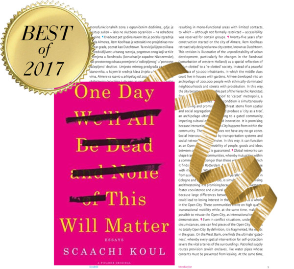 Best Books of 2017 The Cozie Blog