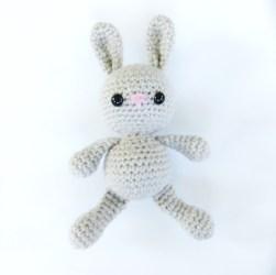 Sewn Together Bunny