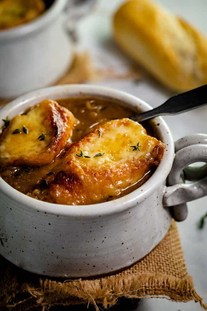 Keto French Onion Soup