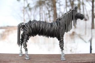Black Horse Sold