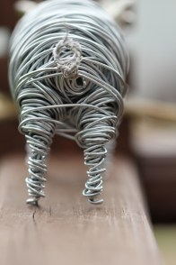 Pig Wire Sculpture 017 - Copy