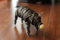 Commission Pig Sculpture (2 pig sculpts.) 006 - Copy