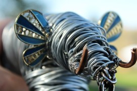 Sculptures, Bug and Elephant 058 - Copy