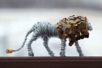 Lion sculpture finished 026 - Copy
