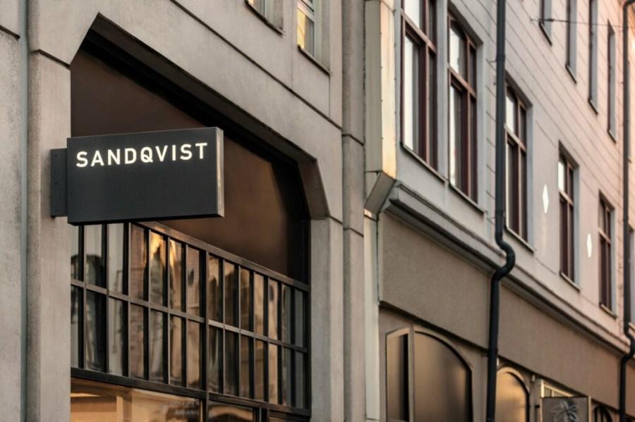 sandqvist store gothenburg sweden