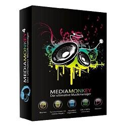 MediaMonkey Gold 5.0.1.2433 Crack