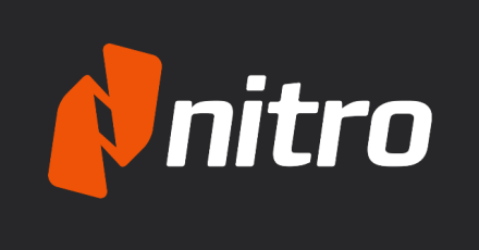 Nitro Pro 13.16.2 Crack With Serial Key 2020 [Updated]