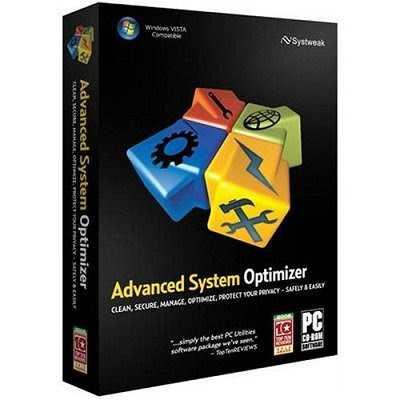 Advanced System Optimizer 3.9.3645.18056 Crack With Keygen 2020