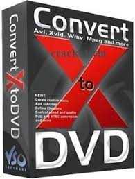 VSO ConvertXtoDVD 7.0.0.59 Crack + Serial Key Free Download