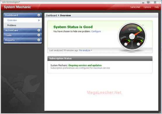 System Mechanic 17 Crack + License Key Free Download