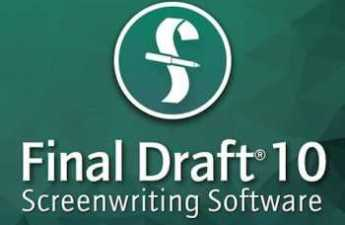 Final Draft 10.0.7 Crack + Serial Key Free Download Latest