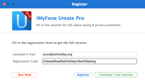iMyfone Umate Pro Crack + Lifetime Activation Key Free Download