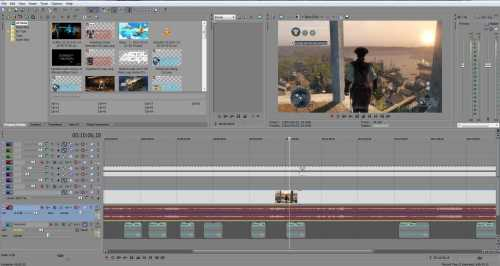 Sony VEGAS Pro 14 Crack + Serial Key Free Download