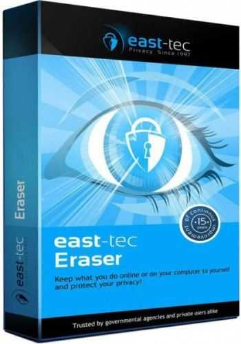 East-Tec Eraser 2018 Crack + Activation Key Free Download