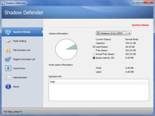 Shadow Defender 1.4.0.612 Crack + Lifetime Activation Key Free Download