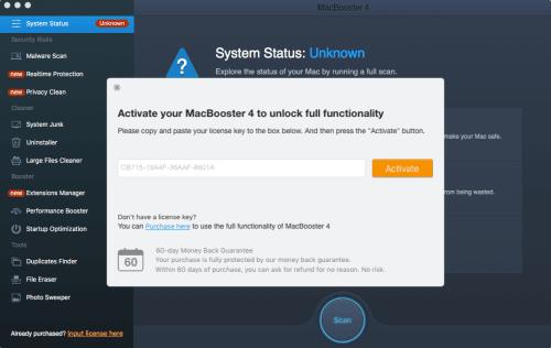 MacBooster Full Version Crack + Serial Key Free Download