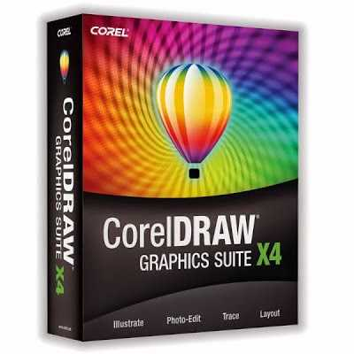 corel draw x4 serial key