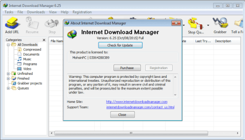 IDM Full Version Crack + Activation Key Free Download