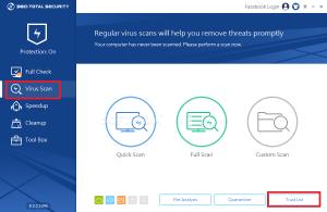 360 Total Security 10.6.0 Crack Full Premium License Key 2019