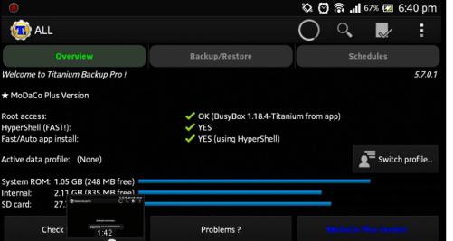 Titanium Backup Full Version Crack + Serial Key Free Download