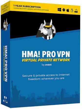HMA Pro VPN 5.0.233 Crack With License Key Full 2020