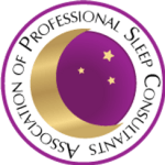 Logo for the Association of Professional Sleep Consultants