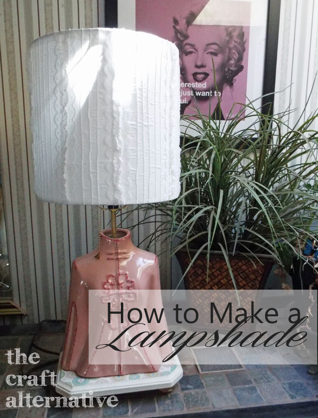 How to Make a Lamp Shade_Featured
