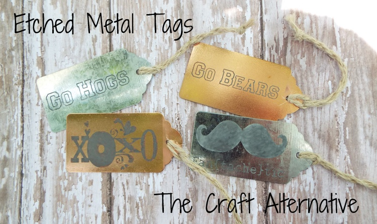 How to Etch Metal Tags with an Air Eraser