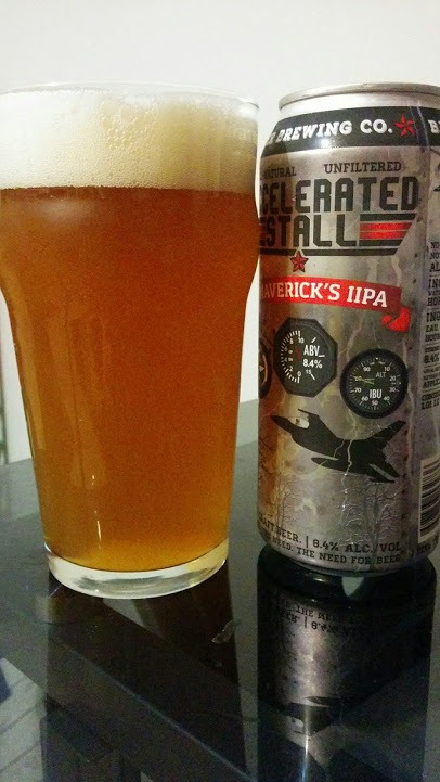 Barnstormer Brewing has long been a champion of making beer that delivers on every front - their Accelerated Stall IPA is a perfect example of this.