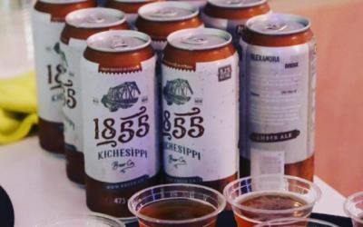 Review: 1855 Amber Ale by Kichesippi Beer Company