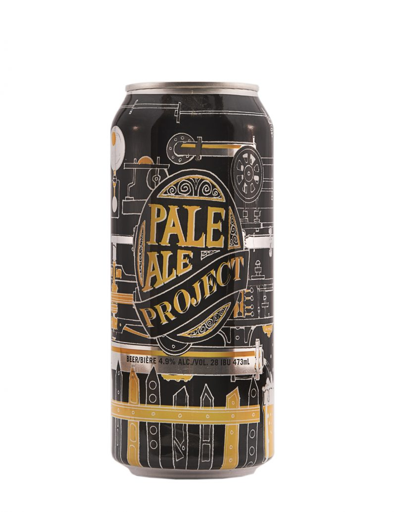 Ottawa's Beyond the Pale brewery is one of many local success stories in Canada's capital city. Click through for a full review for their Pale Ale Project beer.
