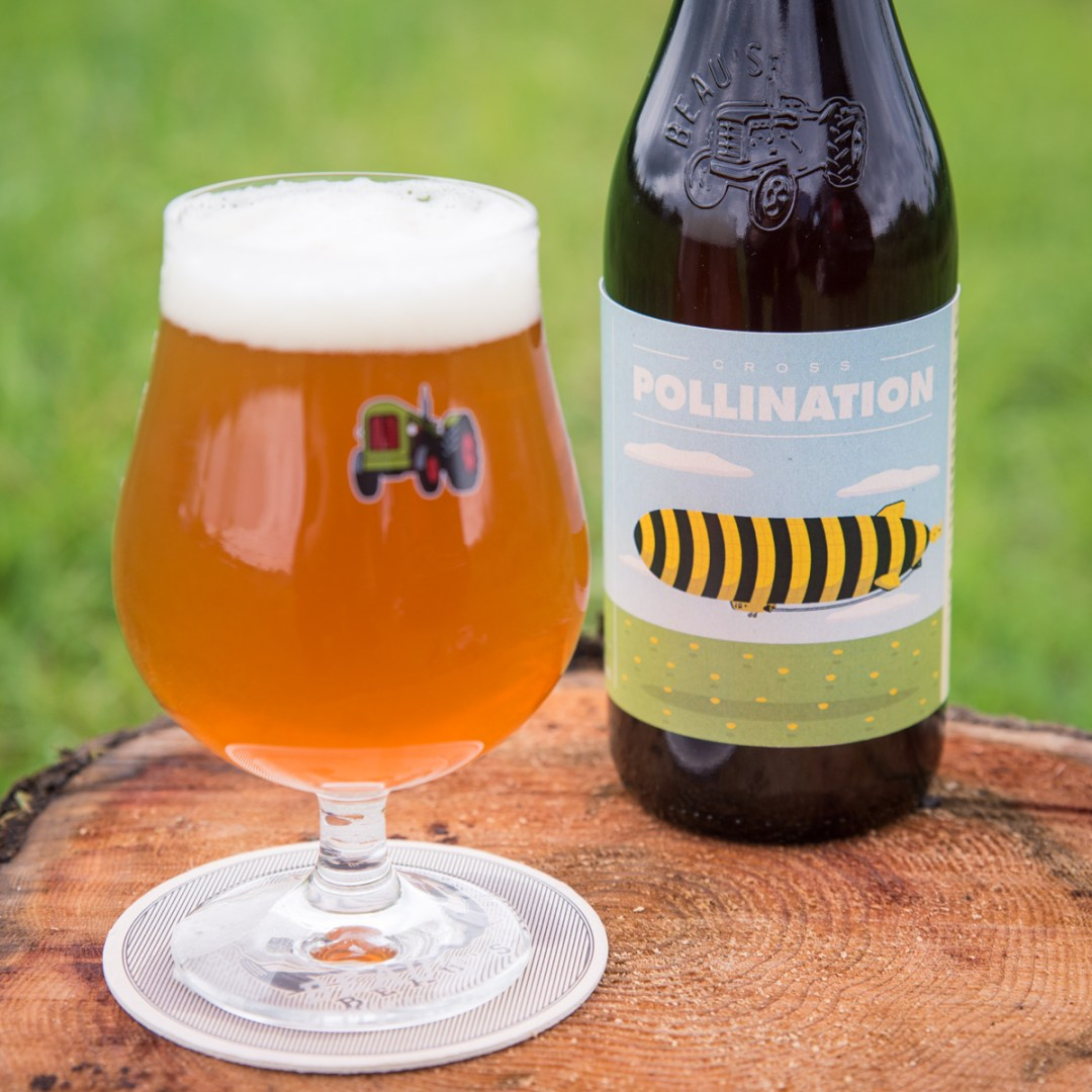 Ontario brewer Beau's has released a Belgian ale made with bee balm and honey. The beer will benefit the David Suzuki Foundation.