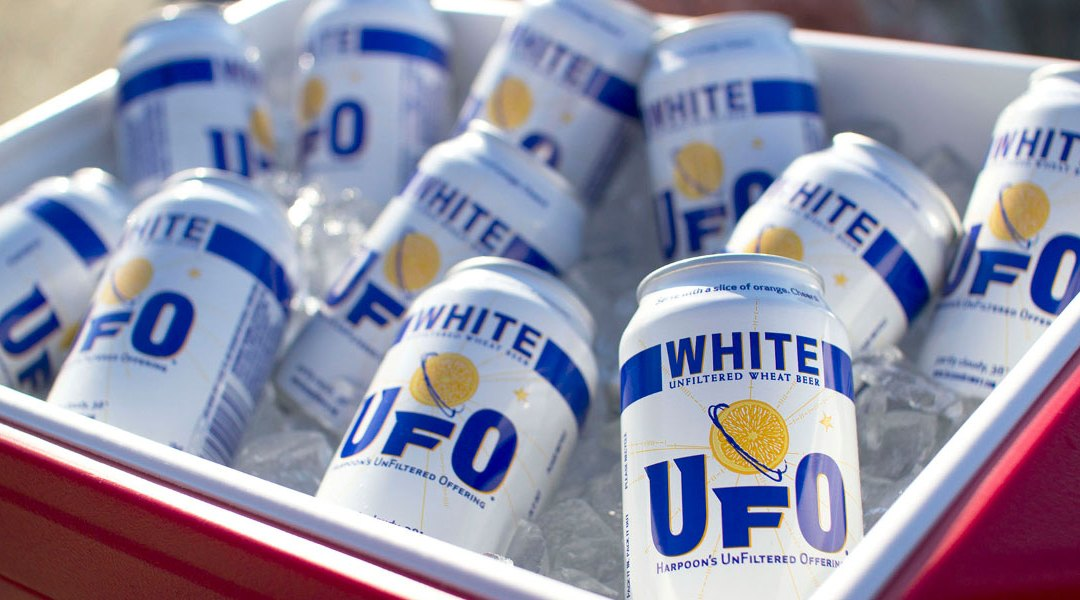 Review: UFO White by Harpoon Brewery
