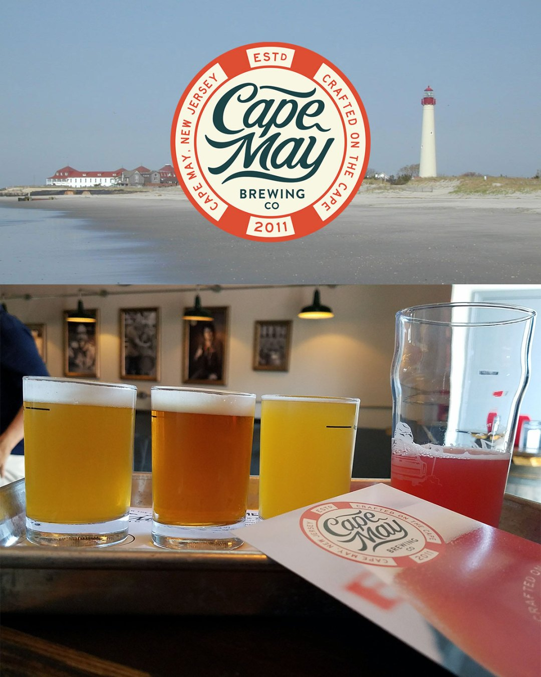 Cape May Brewery founder Ryan Krill is no slouch when it comes to the world of craft beer. Sit back and relax as he answers a few important questions for us. Click through for the interview.
