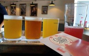 Cape May Brewing Company Tasting Flight