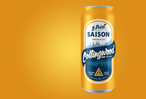 Review: 3-Point Saison by The Collingwood Brewery
