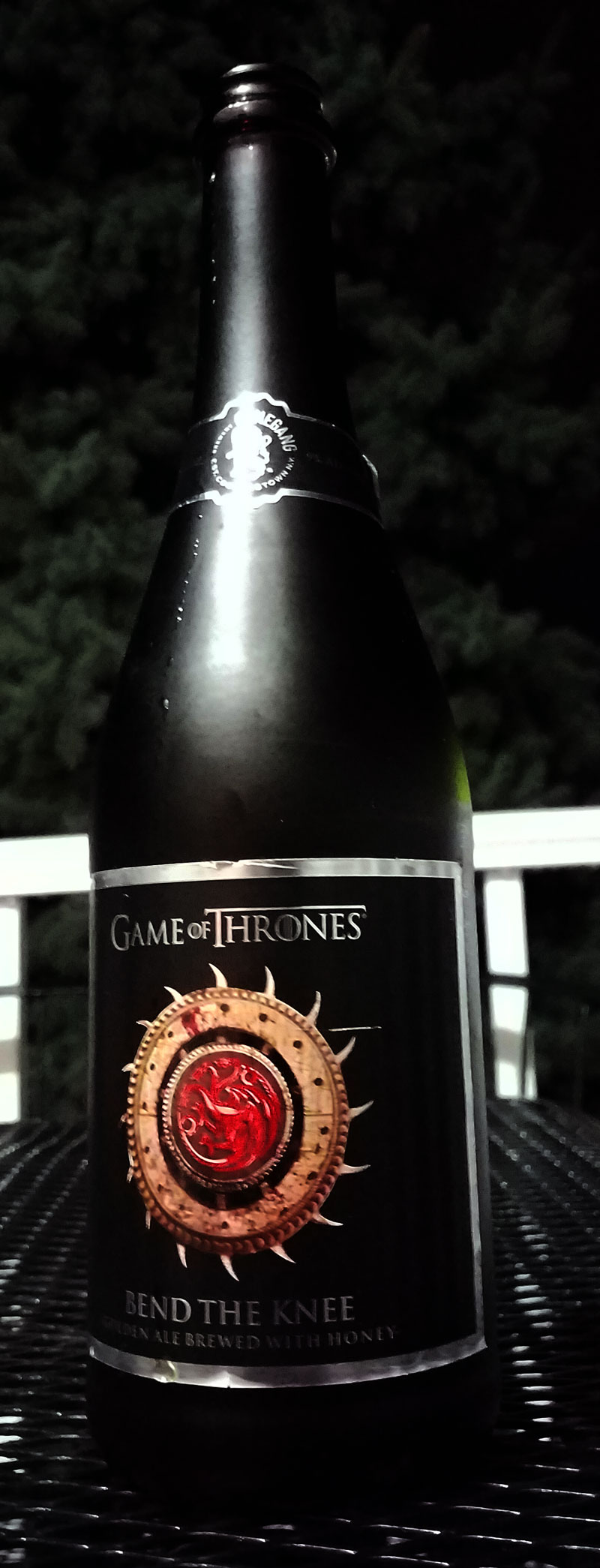 I was especially excited to try out this new brew, which I had planned on holding for the July 16th premiere of the new season of Game of Thrones. Click through for this craft beer review.