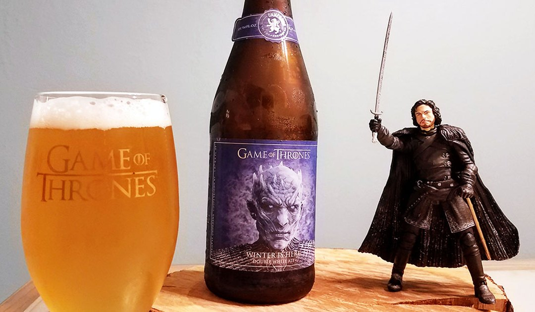 Review: Winter is Here by Brewery Ommegang + HBO