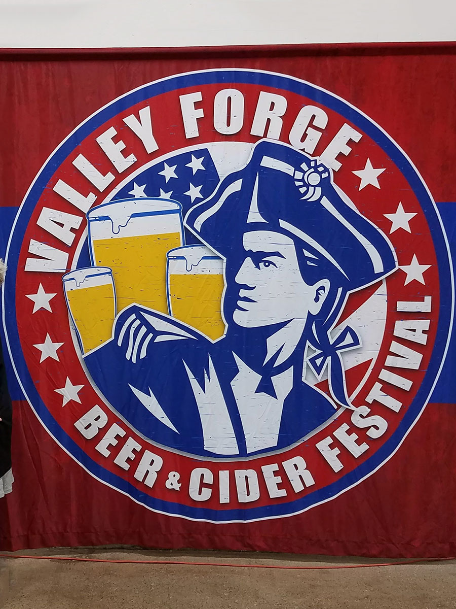 The 7th Annual Valley Forge Beer & Cider Festival was held last Saturday, November 4th at the Greater Philadelphia Expo Center. With nearly 100 beers and ciders for sampling, this was another great event for the beer lovers in the area. Click through for the full event recap.