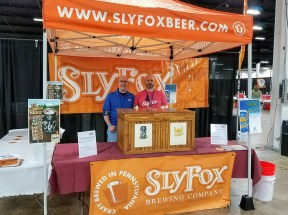 Valley Forge Beer and Cider Festival 20171104_165959 Sly Fox Brewing Company