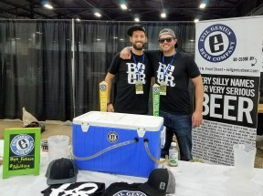 Valley Forge Beer and Cider Festival 20171104_172121 Evil Genius