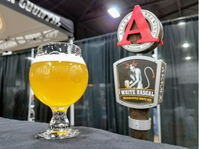 Valley Forge Beer and Cider Festival 20171104_173254 Avery Brewing White Rascal