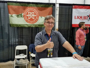 Valley Forge Beer and Cider Festival 20171104_174926 Breckenridge Brewery