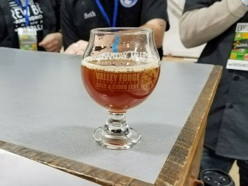 Valley Forge Beer and Cider Festival 20171104_180230 Stoney Creek Homebrewers Razz M'Taz Flanders Red Sour (5%)