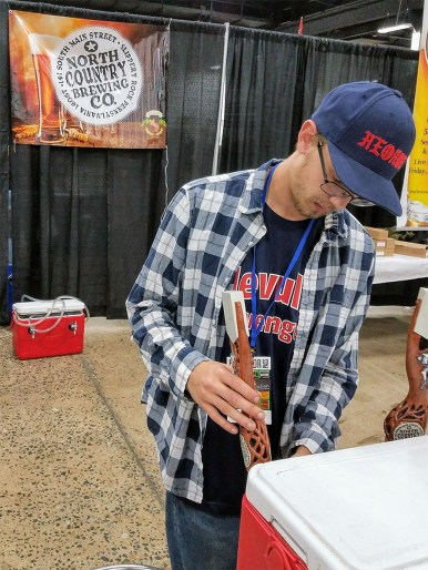 Valley Forge Beer and Cider Festival 20171104_182545