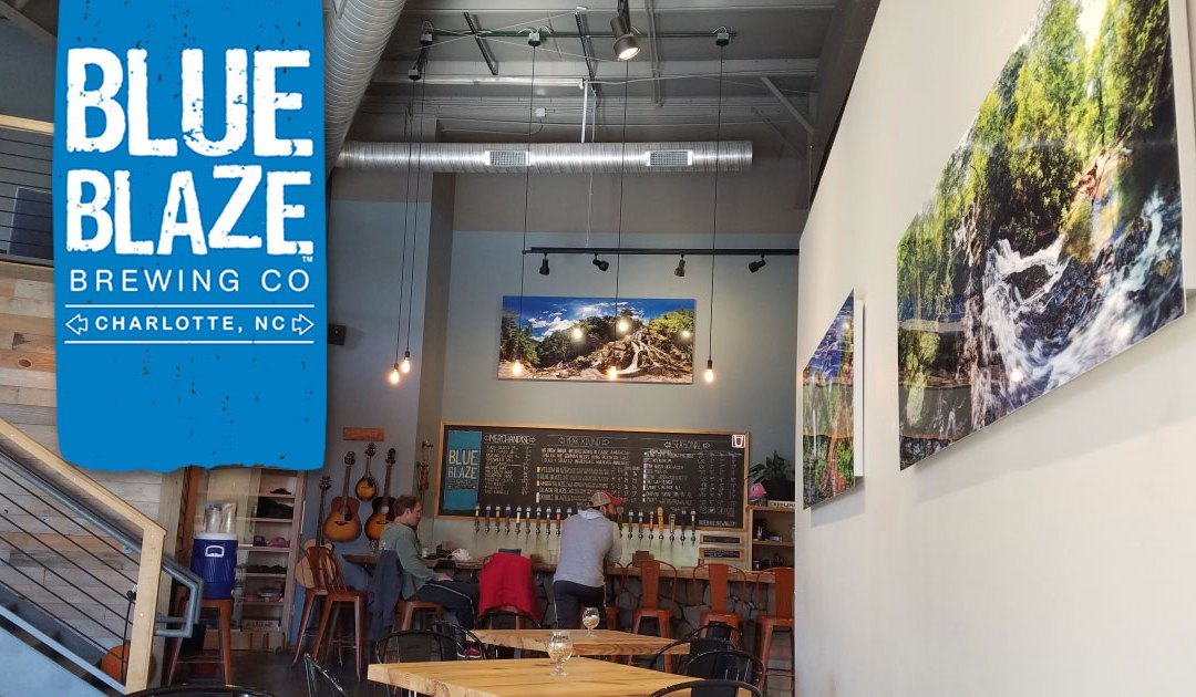A Conversation With Blue Blaze Brewing