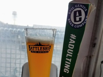 Suds & Stogies 2017 Battleship New Jersey_20171118_133309 Evil Genius Adulting